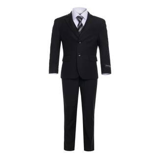 Ferrecci Boys 5-Piece 2-Button Notch Collar Suit Set|https://ak1.ostkcdn.com/images/products/17127675/P23394943.jpg?impolicy=medium