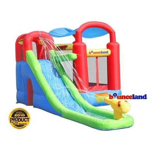 Bounceland Bounce House - Playstation wet or dry combo