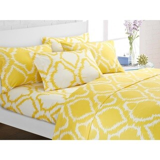Chic Home Analyn 6 Piece Sheet Set Contemporary with Bonus Pillowcases
