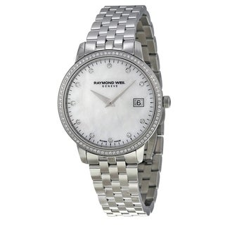 Raymond Weil Toccata Stainless Steel Ladies Watch 5388-STS-97081