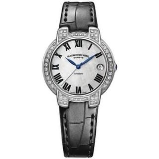 Raymond Weil Jasmine Leather Automatic Ladies Watch 2935-SC2-01970
