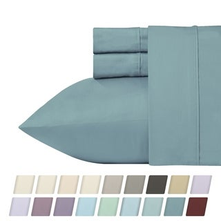 700 Thread Count Cotton Rich Sheet Set