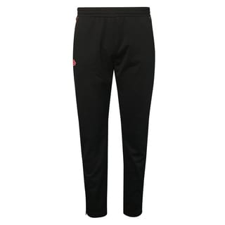 Mens Jogger Active Texture Pants With Elasticized Ribbed Texture Cuff