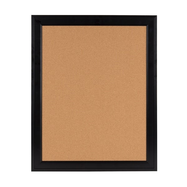 DesignOvation Bosc Framed Corkboard