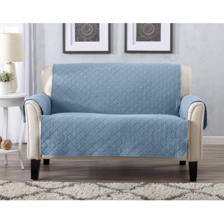 Laurina Stonewashed Reversible Loveseat Furniture Protector (5 options available)