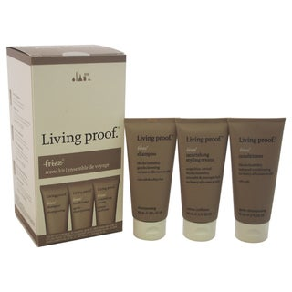 Living Proof 3-piece No Frizz Travel Kit