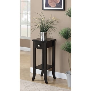 Convenience Concepts Newport Prism Medium Plant Stand