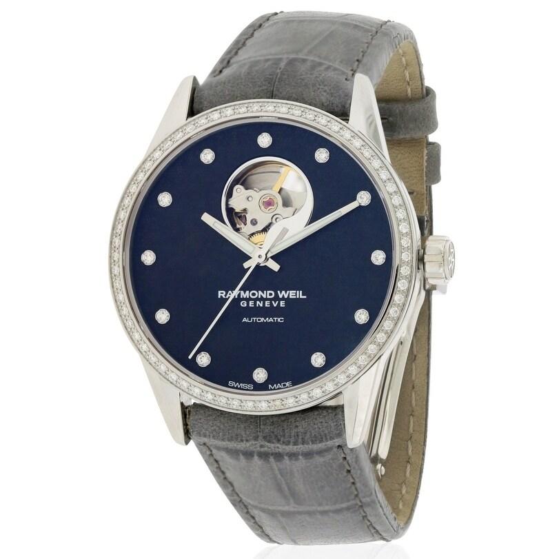 Raymond Weil Freelancer Automatic Ladies Watch 2750-SLS-2...