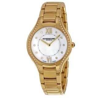 Raymond Weil Noemia Gold-Tone Ladies Watch 5132-PS-00985