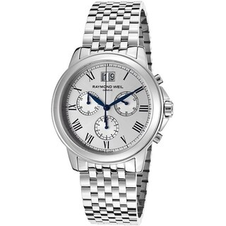 Raymond Weil Tradition Chronograph Mens Watch 4476-ST-00650