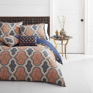 Link to The Curated Nomad Waverly Reversible Comforter Set Similar Items in Comforter Sets
