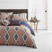 The Curated Nomad Waverly Reversible Comforter Set