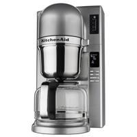 KitchenAid Custom Pour Over 8 Cup Coffee Maker, Contour Silver