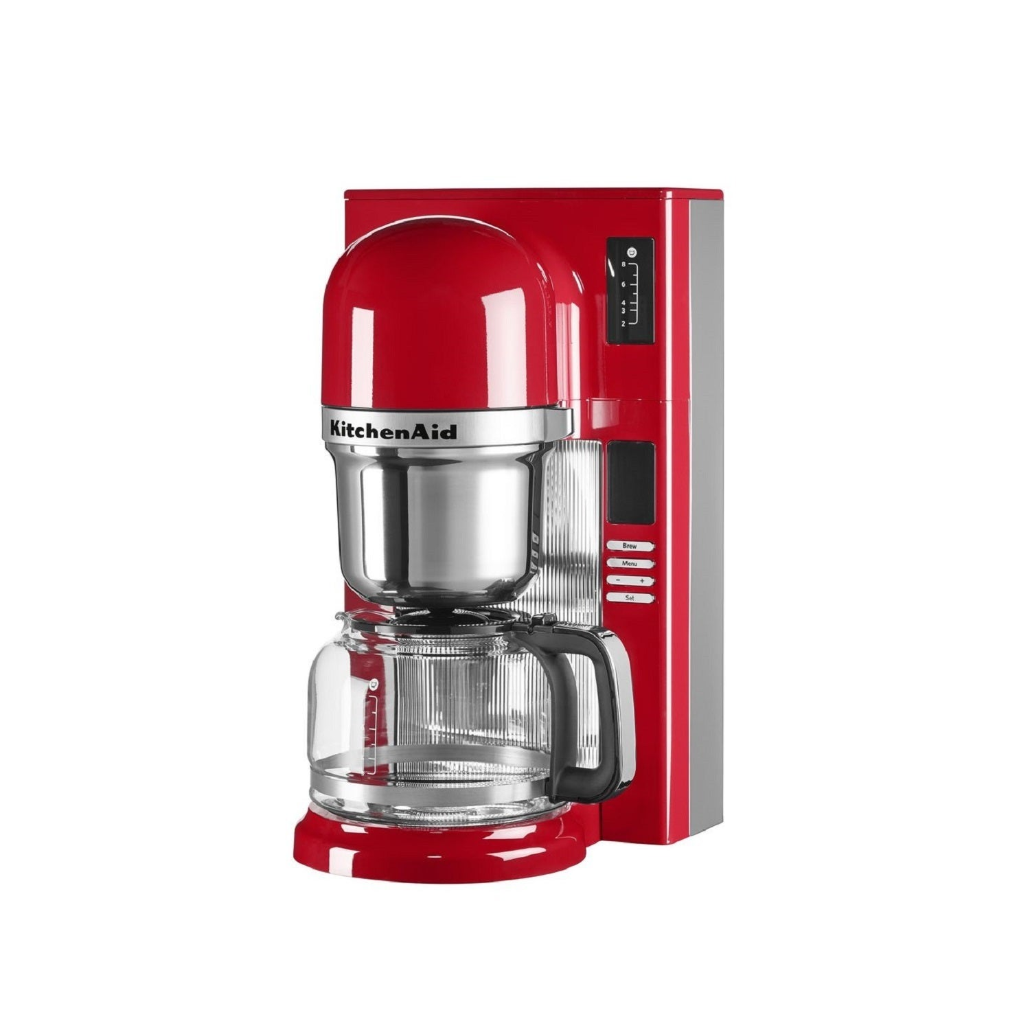 Kitchenaid Reich Red 8 Cup Custom Pour Over Coffee Maker