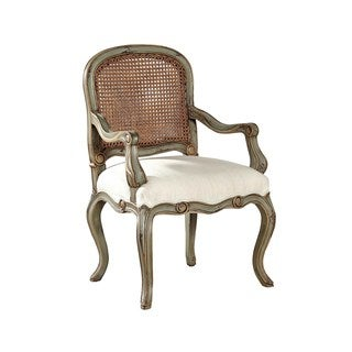 Peignot Cane-Backed Arm Chair (Set of 2)
