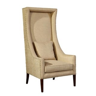 Lincoln Wingback Host Chair