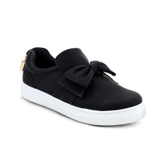 Olivia Miller 'Kissena' Back Lock Bow Sneakers