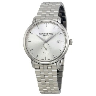 Raymond Weil Toccata Stainless Steel Mens Watch 5484-ST-65001