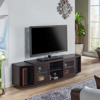 Furniture of America Henel Multi-storage TV Stand