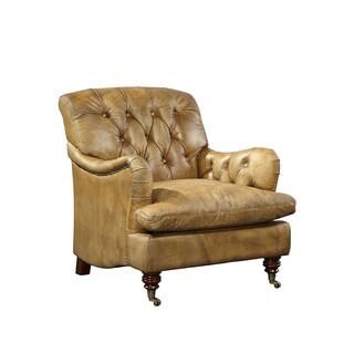 Berkeley Leather Club Chair