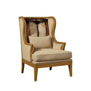 Cassidy Wing-Backed Chair
