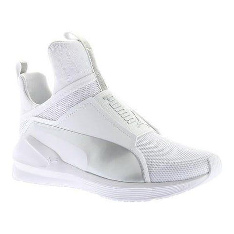 Women's PUMA Fierce Cross Training Shoe PUMA White/PUMA Silver