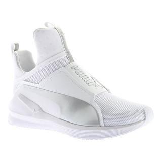 Women's PUMA Fierce Cross Training Shoe PUMA White/PUMA Silver (More options available)