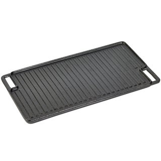 "18"" X 10"" Regular double reversible grill/griddle"
