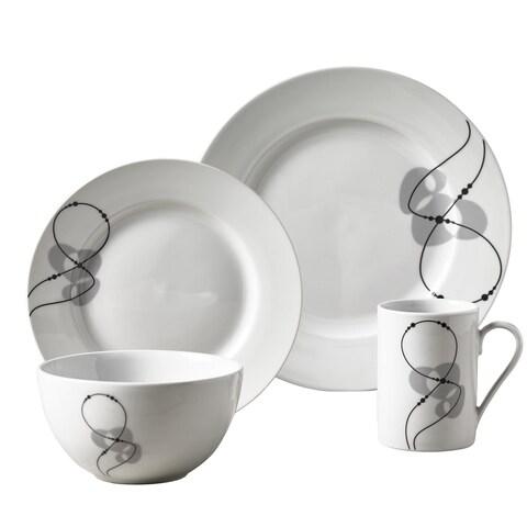 16pc Dinnerware Set - Jacqueline
