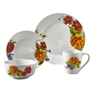 16pc Dinnerware Set - Grace