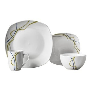 16pc Dinnerware Set - Hannah