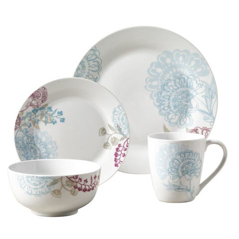 16pc Dinnerware Set - Emma