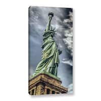 Scott Medwetz's Lady Liberty, Gallery Wrapped Canvas