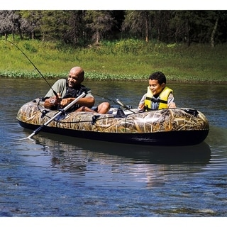 8' Real Tree Max-5 Trophy Runner Inflatable Boat