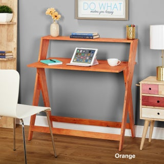 Simple Living Scissors Study Table