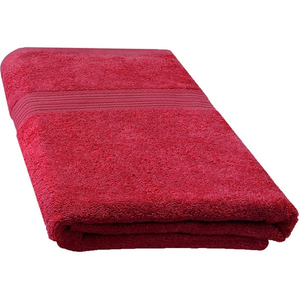 Combed Cotton Extra Absorbent 100-percent Cotton Beach Towel