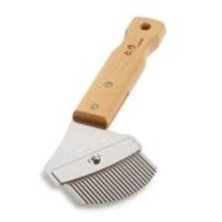 Nisaku Stainless Steel Weed Cutter Pro, 3.25 Inch-Blade