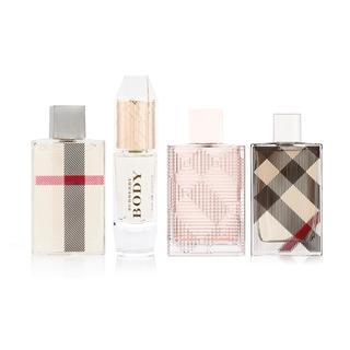 Burberry Women's 4-piece Mini Gift Set