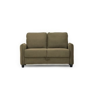 Marvelous Clearance. Lifestyle Solutions Sydney Taupe Microfiber Loveseat