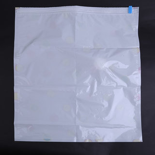 Clear Plastic Foldable Vacuum Bags with Pump and Sealer