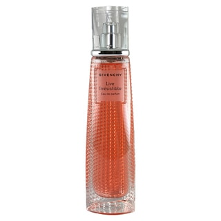 Givenchy Live Irresistible Women's 2.5-ounce Eau de Parfum Spray (Tester)