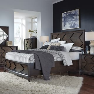 Magnussen Home Furnishings Meridian Contemporary Amaretto Brown California  King Panel Bed. Magnussen Home Furnishings Beds For Less   Overstock com