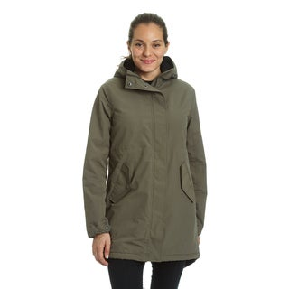 Champion Women's Sherpa Lined Hooded Parka