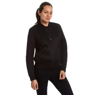 Champion Women's Fashion Neoprene Bomber|https://ak1.ostkcdn.com/images/products/17137973/P23403957.jpg?impolicy=medium