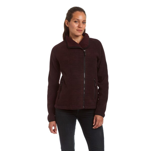 935328382e7 Shop Champion Women s Sherpa Lined Fleece Jacket - Free Shipping ...
