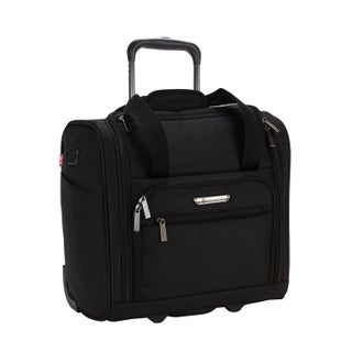 TPRC 15-inch Underseat Rolling Tote Bag
