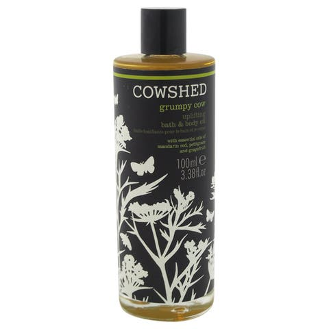 Cowshed 3.38-ounce Grumpy Cow Uplifting Bath & Body Oil