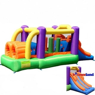 Bounceland Bounce House - Obstacle Pro-Racer