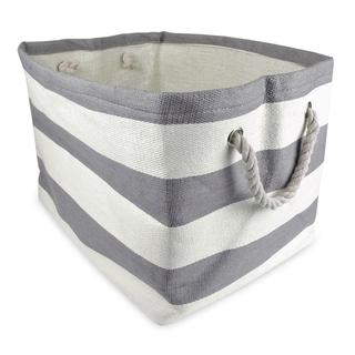 Link to DII Striped Decorative Storage Bin Similar Items in Laundry