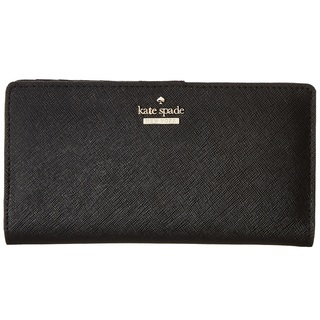 Kate Spade New York Cameron Street Stacy Black Wallet (Option: Black)